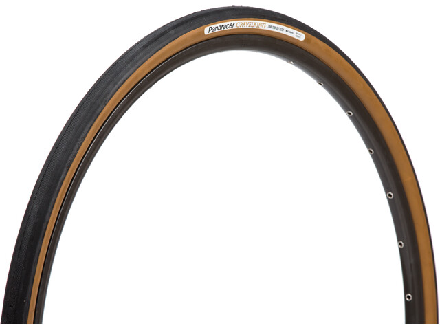 Panaracer Gravelking - Pneu vélo - 700x28C marron/noir